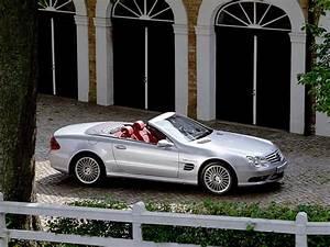 Mercedes 55 Amg : 2003 mercedes benz sl 55 amg review ~ Medecine-chirurgie-esthetiques.com Avis de Voitures