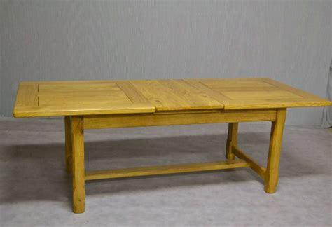 tables de ferme et ronde meubles rustiques en bois massif