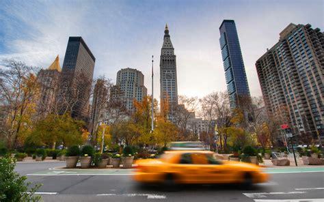 york wallpaper yellow taxi gallery