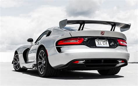 dodge viper   performance specs  release