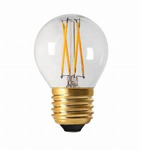 Ampoule E27 Led : petite ampoule led e27 filament led basse consommation ~ Edinachiropracticcenter.com Idées de Décoration