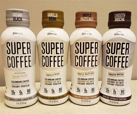 Coconut oil is often described as the breastmilk of mother nature due to its deeply nourishing qualities. Super Coffee RTD | Coconut oil coffee, Coconut oil coffee benefits, Protein coffee