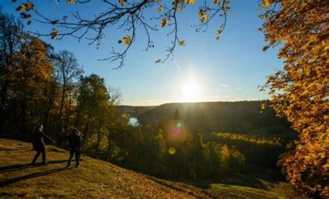 Jaunnedēļ Latvijā gaidāma zelta rudens kulminācija - DELFI