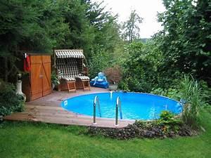 Swimmingpool Selber Bauen : pin von konny westig auf pool in 2019 garten ideen ~ Watch28wear.com Haus und Dekorationen
