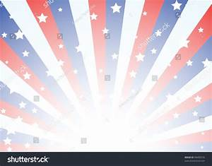 Background Featuring Red White Blue Stripes Stock Vector ...