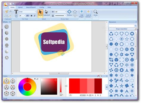 Download Sothink Logo Maker Professional 4.4 Build 4625