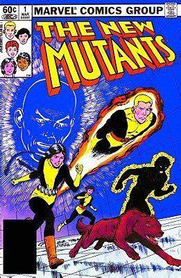Cypher - Marvel Comics - New Mutants - Doug Ramsey ...