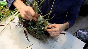 Frühlingsdeko Aus Naturmaterialien Selber Machen : tutorial fr hlingsgesteck selber machen youtube ~ Eleganceandgraceweddings.com Haus und Dekorationen