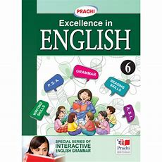Prachi English Grammar Excellence In English For Class 6