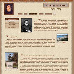 Vasco Da Gama Biography by Vasco De Gama Grandes D 233 Couvertes Pearltrees