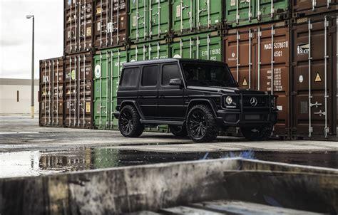 Hyundai H1 4k Wallpapers by Wallpaper Black Mercedes Amg Matte Gelandewagen