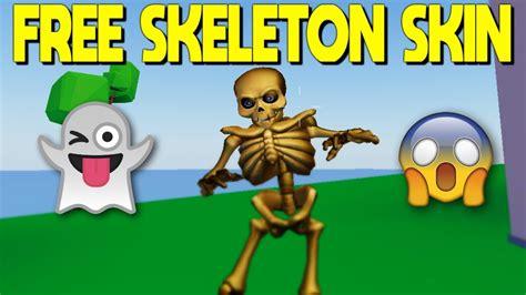 skeleton skin  strucid youtube