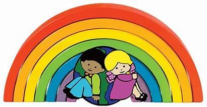 Rainbow Colorful Adventure Creative Somewhere Math Special