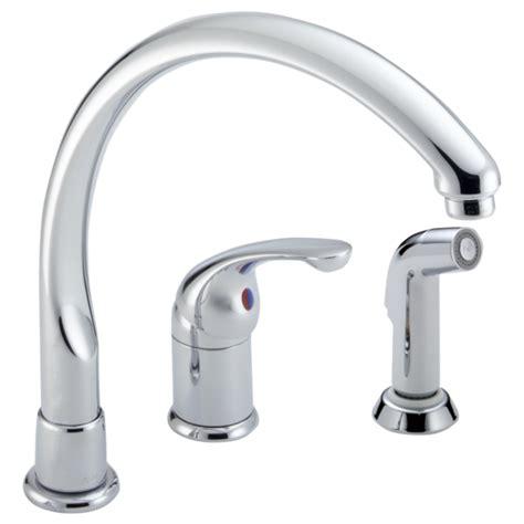 single handlekitchen faucet  spray  wf delta faucet