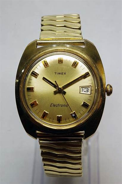 Timex Repair Electronic Wristwatch Complete
