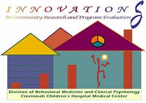INNOVATIONS in Community Research and Program Evaluation ...