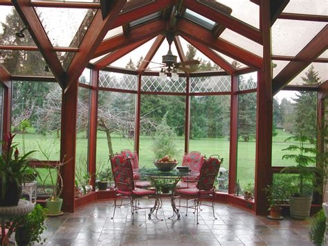 Solarium Sunroom by Sunrooms Can Be Used Any Time Of Year The Columbian