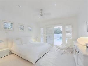 Deco Chambre Blanche : chambre blanche le look total blanc mode d 39 emploi ~ Zukunftsfamilie.com Idées de Décoration