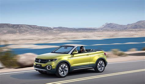 volkswagen reveals  cross breeze concept