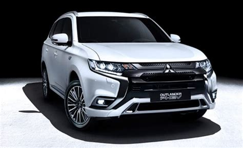 2019 Mitsubishi Outlander Phev Lands With 10 Percent