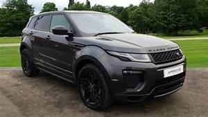 2017 Land Rover Range Rover Evoque 2 0 Td4 Hse Dynamic 5dr