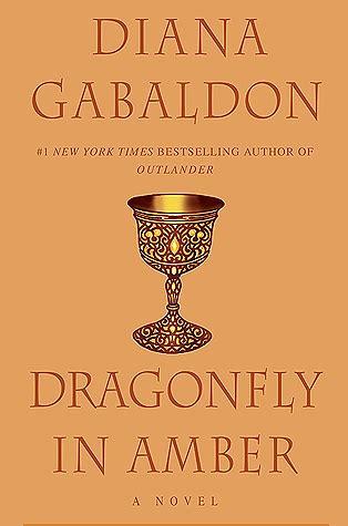 dragonfly  amber outlander   diana gabaldon