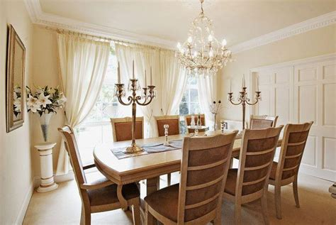 shabby chic dining room light fixtures shabby chic dining room design with expensive chandelier and off white wall ideas pinkax com