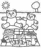 Coloring Kindergarten Printable sketch template