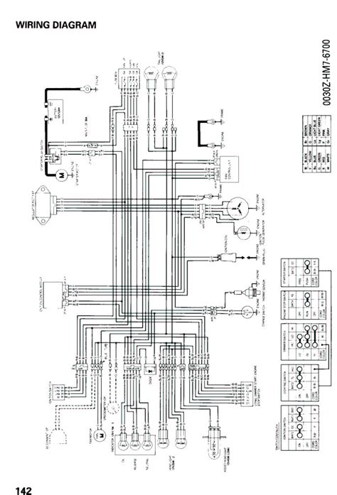 Wiring Diagram For Honda Recon Atv by 1998 Honda Fourtrax 300 Wiring Diagram Imageresizertool