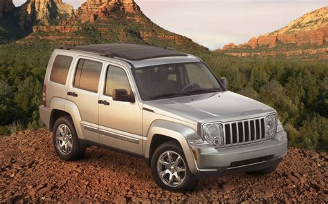 Jeep Liberty Wallpaper by Jeep Liberty Sport Limited V6 4wd Free Widescreen