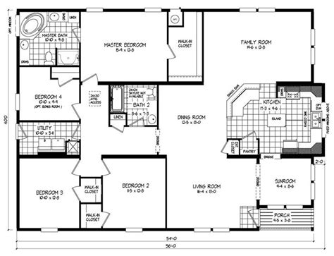 clayton homes new floor plans wide mobile home floor plans from clayton