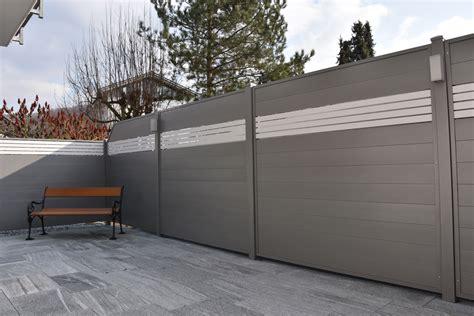Sichtschutz Aluminium Pulverbeschichtet by Alu Sichtschutz Rettner Ziegler Balkongel 228 Nder