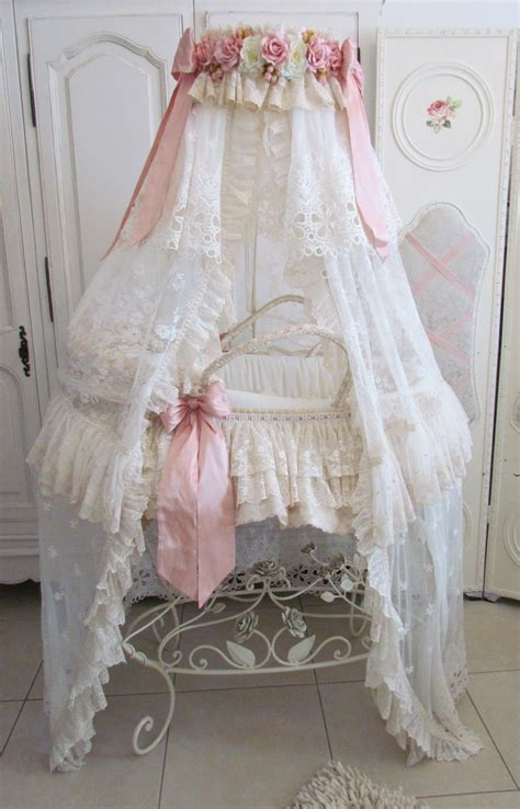 shabby chic toddler bed oh wow if i could do it all over i would make sure i find a bassinet like this baby