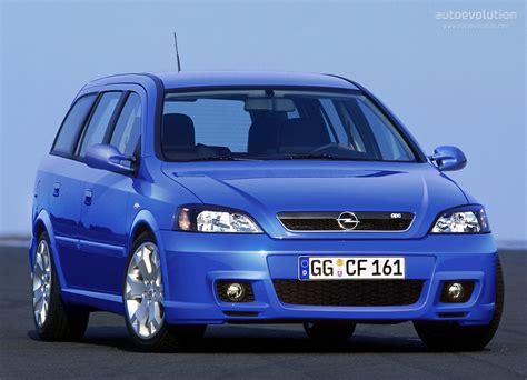 Opel Astra Caravan Opc Specs