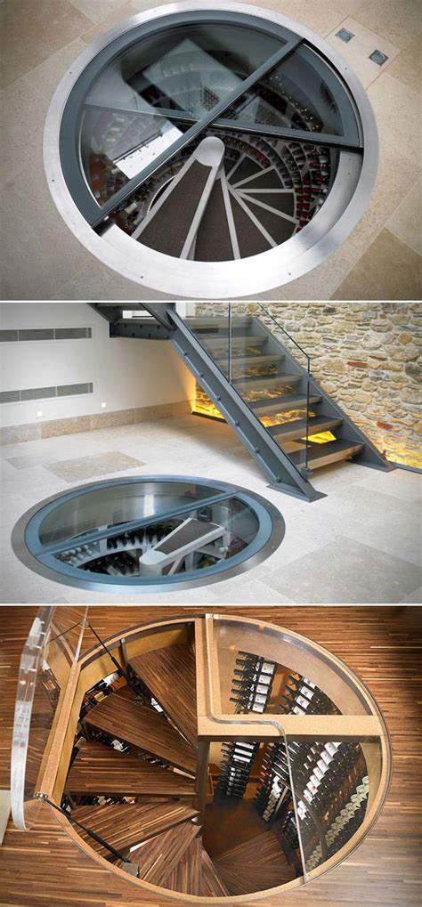 spiral wine cellar in kitchen floor 25 best ideas about spiral wine cellar on 9374