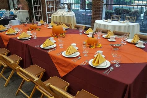 table cloth rental special occasion rental nemaha county