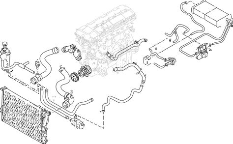 Cooling System Diagram Engine Wiring