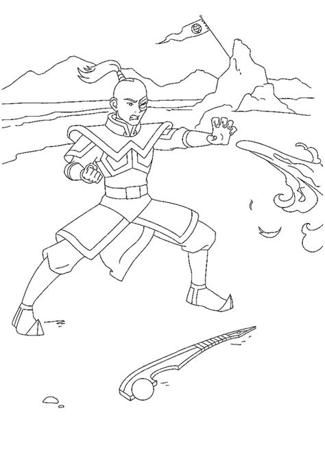 Avatar Coloring Pages by Prince Zuko Coloring Pages Quot Avatar