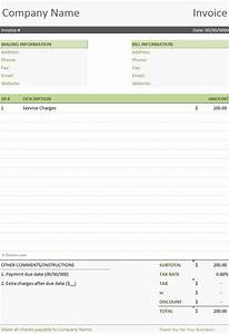 Invoice template google docs doliquid for Sample invoice template google docs