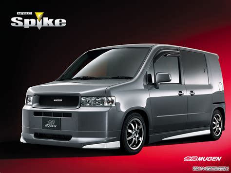 Honda Mobilio Picture by Mugen Honda Mobilio Spike Photos Photogallery With 3