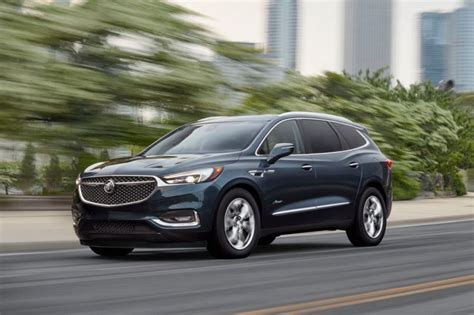 2020 Buick Crossover by 2019 Buick Enclave Redesign Avenir 2019 2020 Suvs2019
