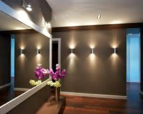 wohnideen langen korridor flur beleuchtung inspiration design familie traumhaus