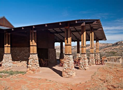 Palo Duro Canyon State Park Group Hall with Kitchen (Mack