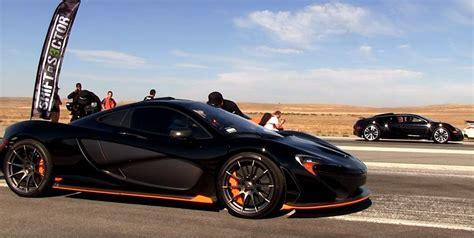 Bugatti veyron vs mclaren f1 was last modified: Bugatti Veyron versus McLaren P1: Drag Race Video   Bugatti veyron, Mclaren p1, Bugatti