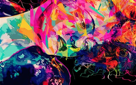 Artistic Abstract Wallpaper 1080p Free Download> Subwallpaper
