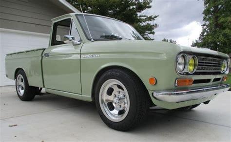 Datsun 521 For Sale by California 2 Owner Truck 1970 Datsun 521