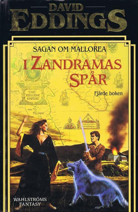 zandramas spar av david eddings kartonnage fantasyhyllan