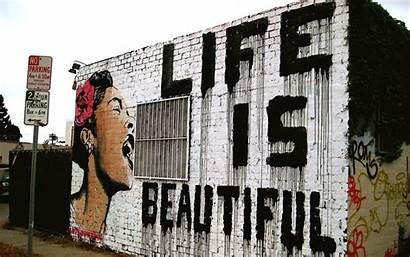 Graffiti Wallpapers Desktop Street Beauty Urban Word