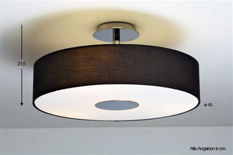 philips myliving ceiling flush light white black l