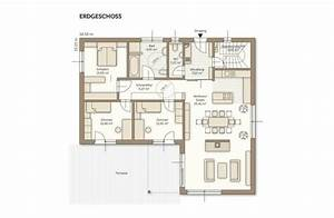 Bungalow Grundriss 130 Qm : bungalow fertighaus das fertigteilhaus f r barrierefreies wohnen ~ Orissabook.com Haus und Dekorationen